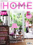 "WOHNBLOCK in the magazine ""Home & Lifestyle"""